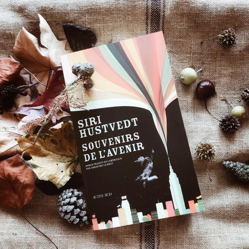Souvenirs de l'avenir, de Siri Hustvedt : la femme de l'autre côté du mur