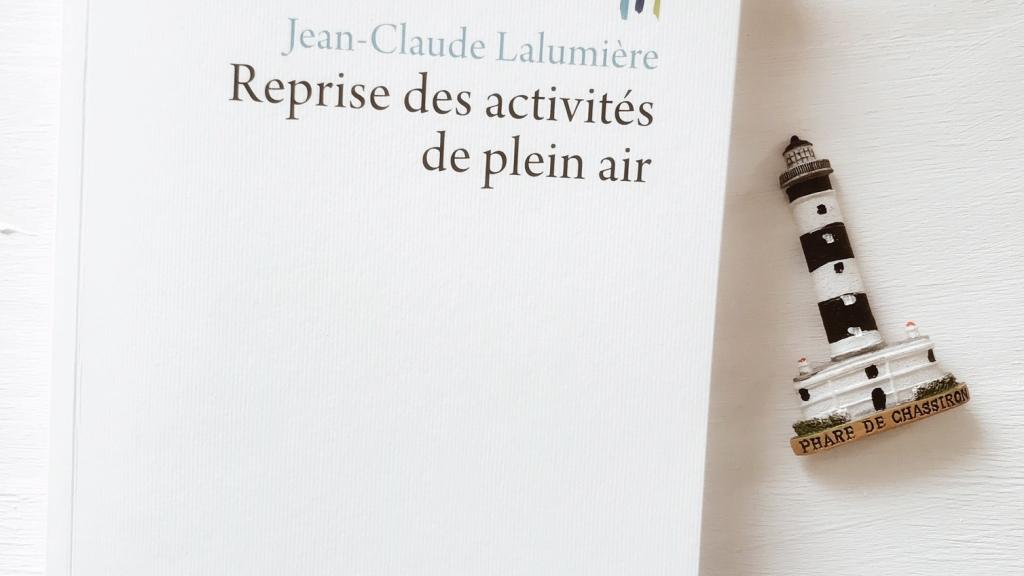 Reprise des activités de plein air, de Jean-Claude Lalumière : la fragilité des hommes