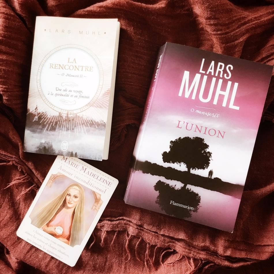 La Rencontre / L'Union - O'Manuscrit II et III de Lars Muhl : la puissance du féminin