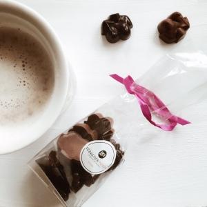 lait de poule et chocolat