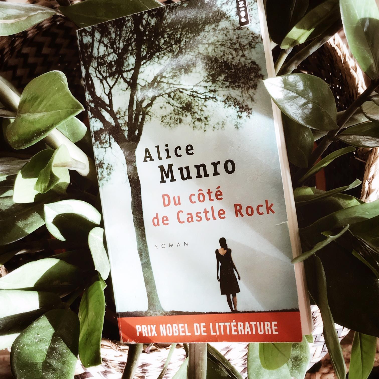 Du côté de Castle Rock, d'Alice Munro : histoire de famille