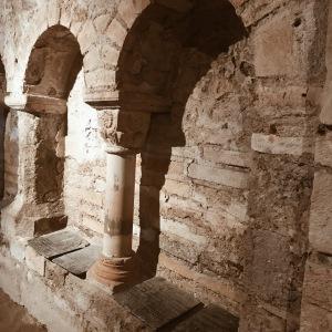 Crypte Saint-Aignan
