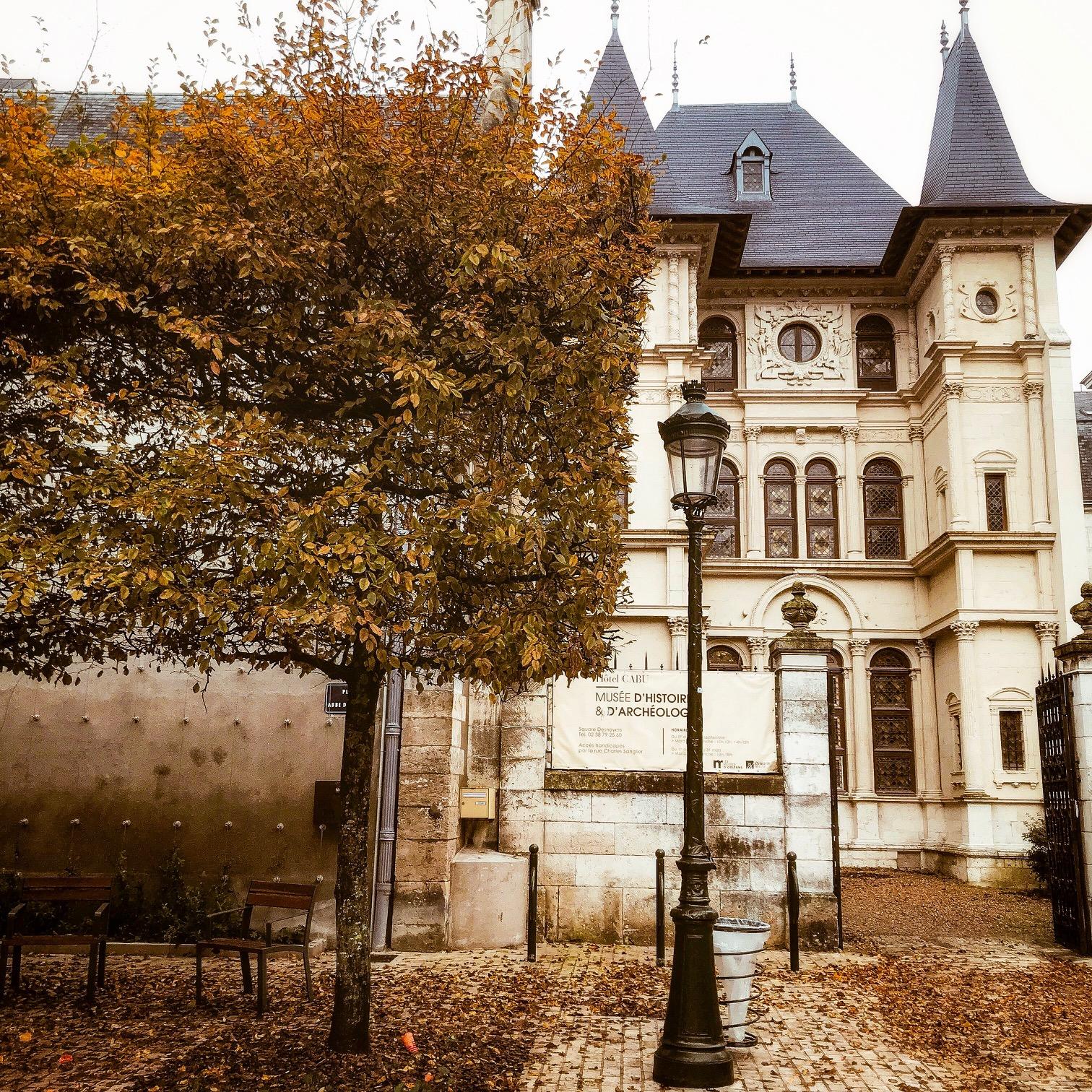 L'hôtel Cabu. Musée d'histoire et d'archéologie d'Orléans
