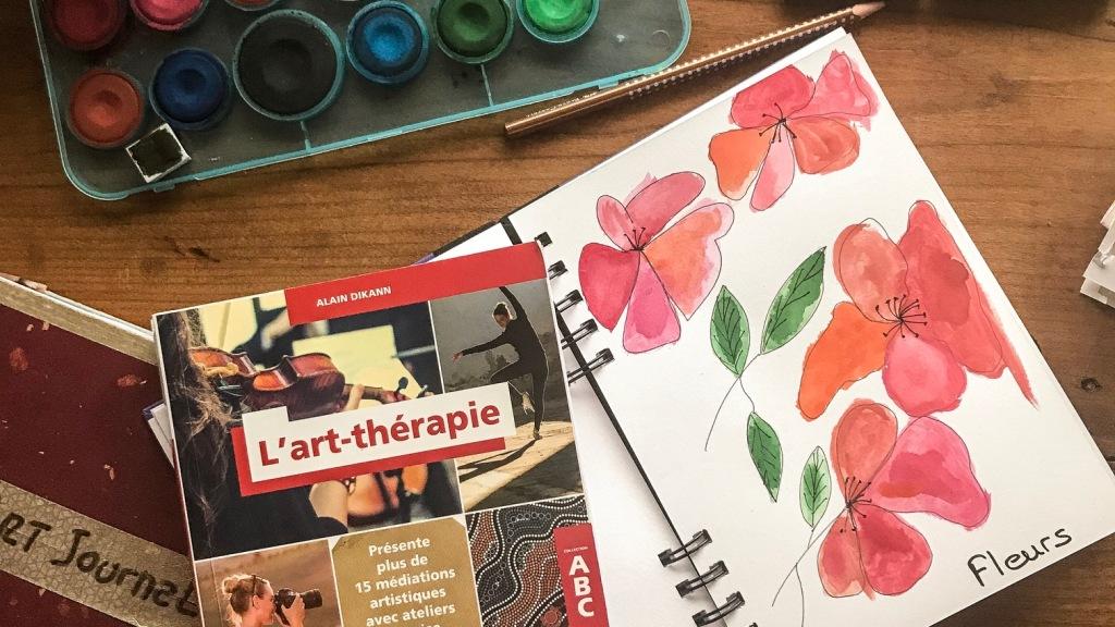 L'art-thérapie d'Alain Dikan : soigner par la création