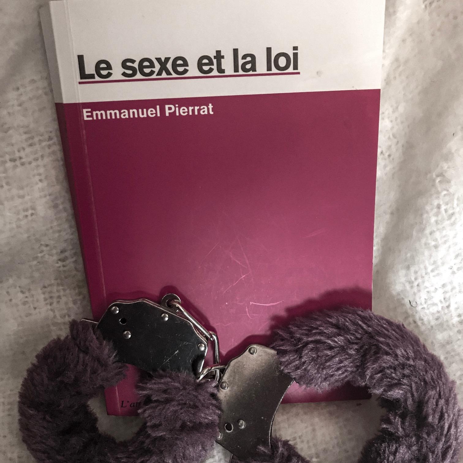 Le sexe et la loi, d'Emmanuel Pierrat : de bien troubles rapports