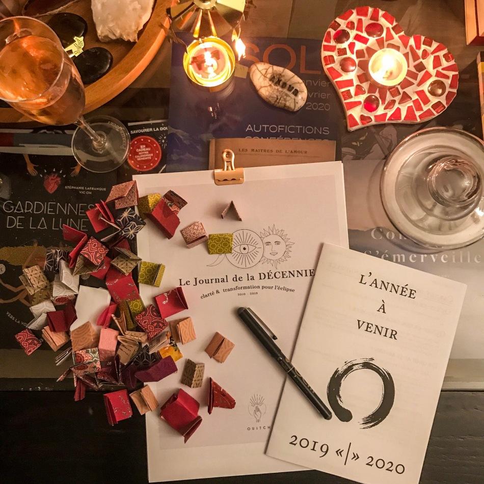Instantané #84 (rituel du solstice d'hiver)