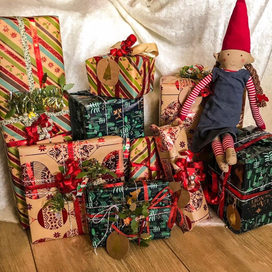 Les cadeaux !