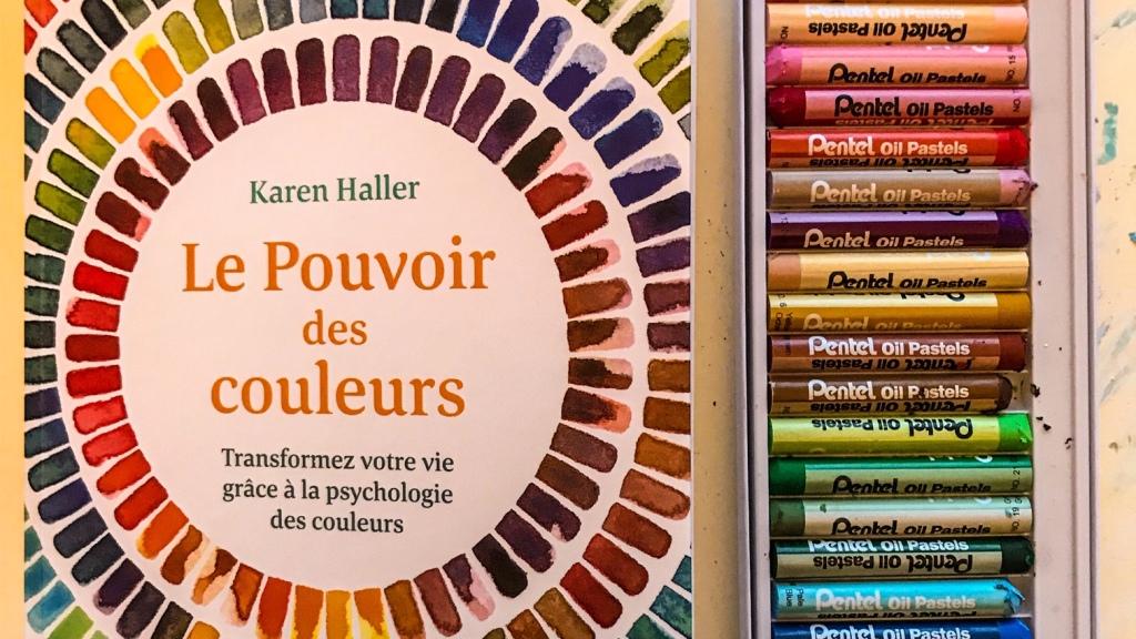 Le pouvoir des couleurs, de Karen Haller : la magie de l'arc-en-ciel