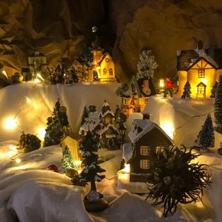 Les lumières de Noël