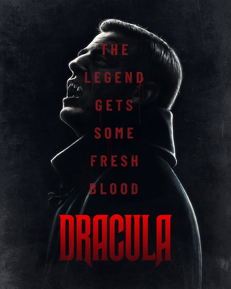 Dracula, de Steven Moffat et Mark Gatiss : blood is lives