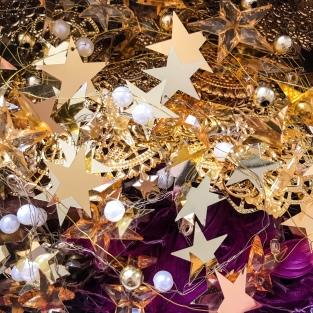 Ranger les décorations de Noël