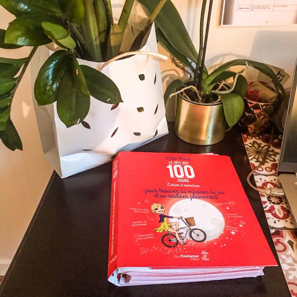 Le défi des 100 jours, mission de vie de Lilou Macé : trouvez votre place