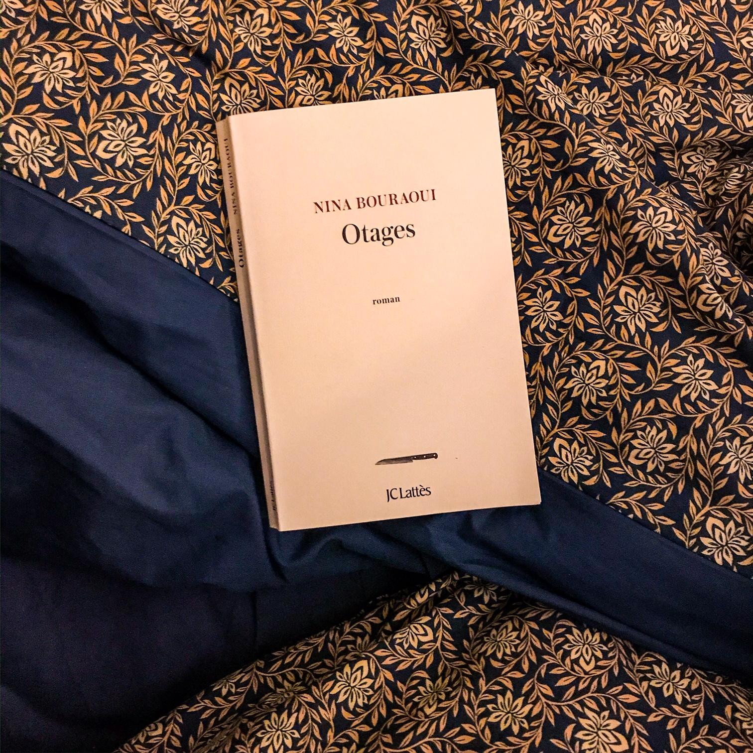 Otages, de Nina Bouraoui : l'origine de la violence