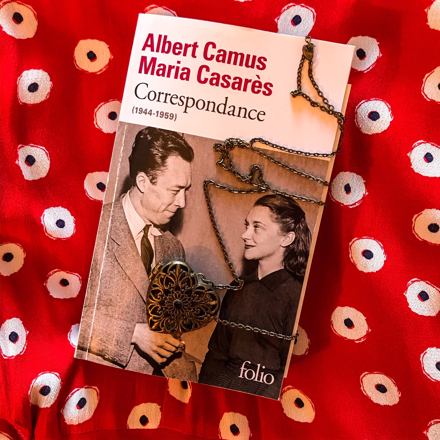 Correspondance (1944-1960) d'Albert Camus et Maria Casarès : Tu me vertiges