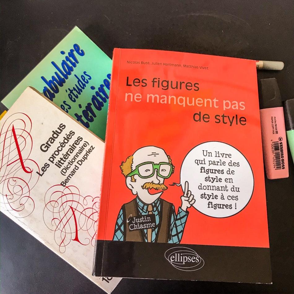 Les figures ne manquent pas de style, de Nicolas Buté, Julien Hartmann et Mathias Vivet : vive la rhétorique !