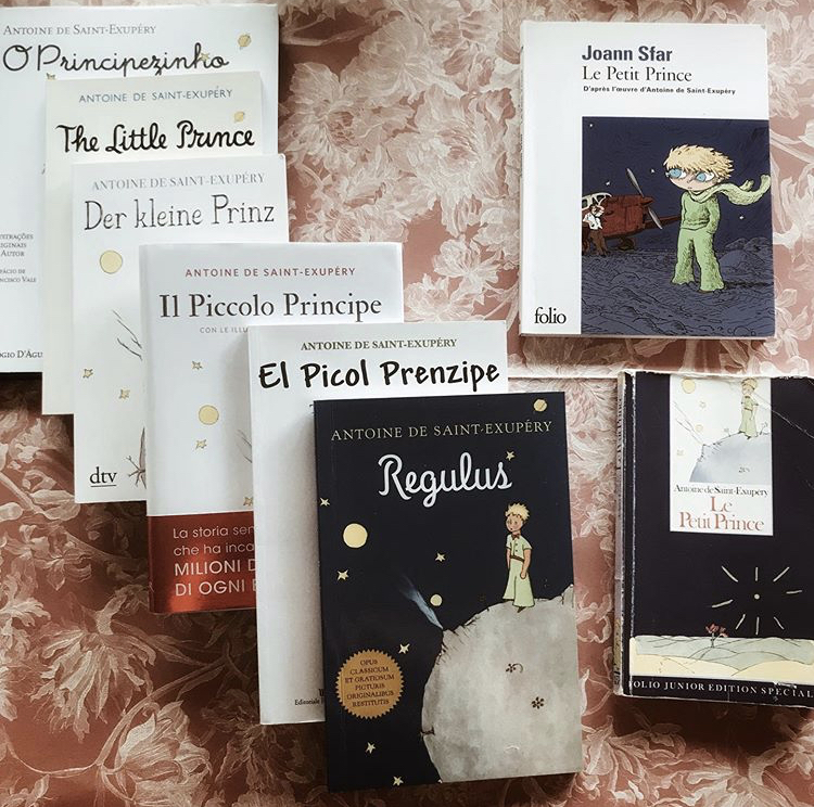 collection de petit prince