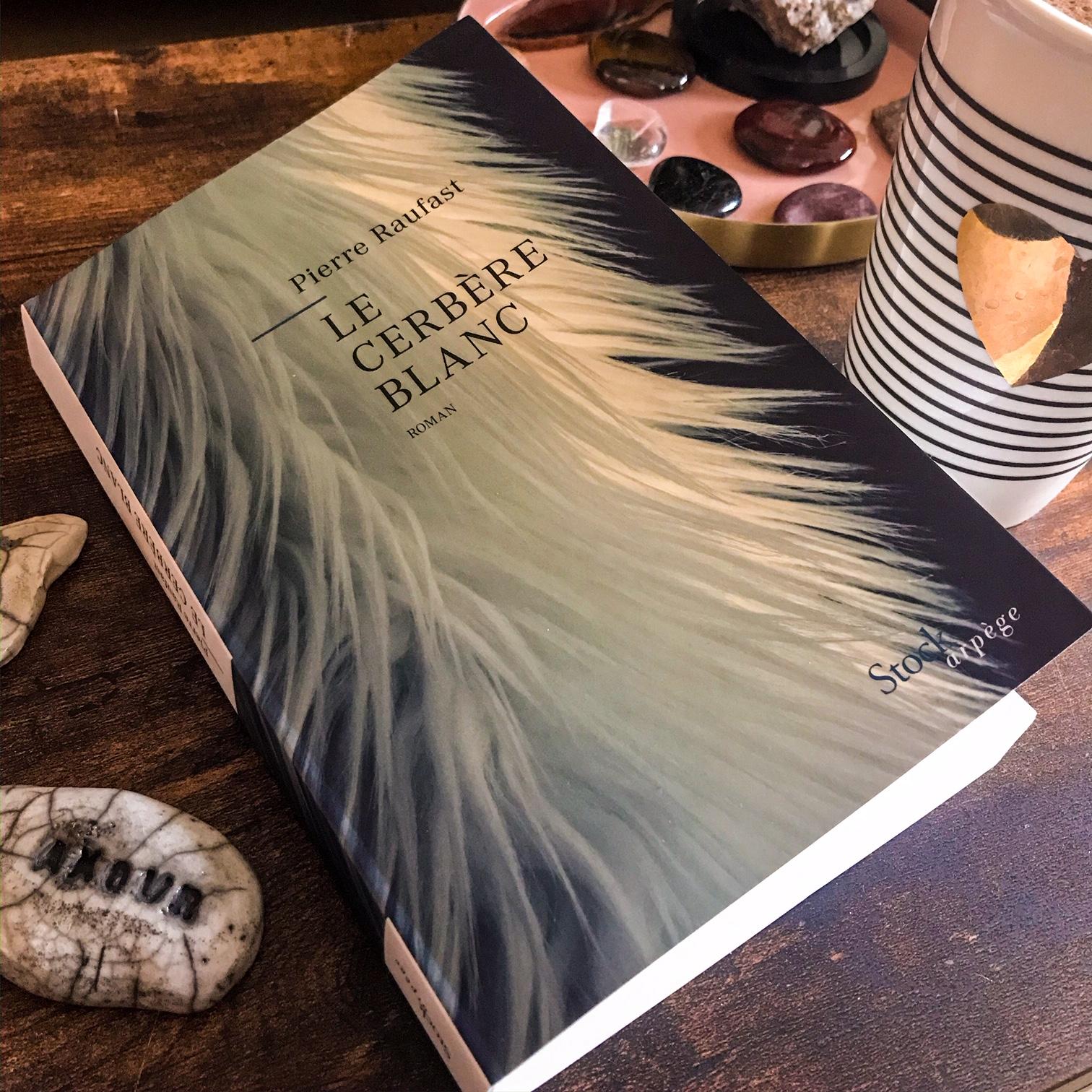 Le Cerbère blanc, de Pierre Raufast : eros et thanatos