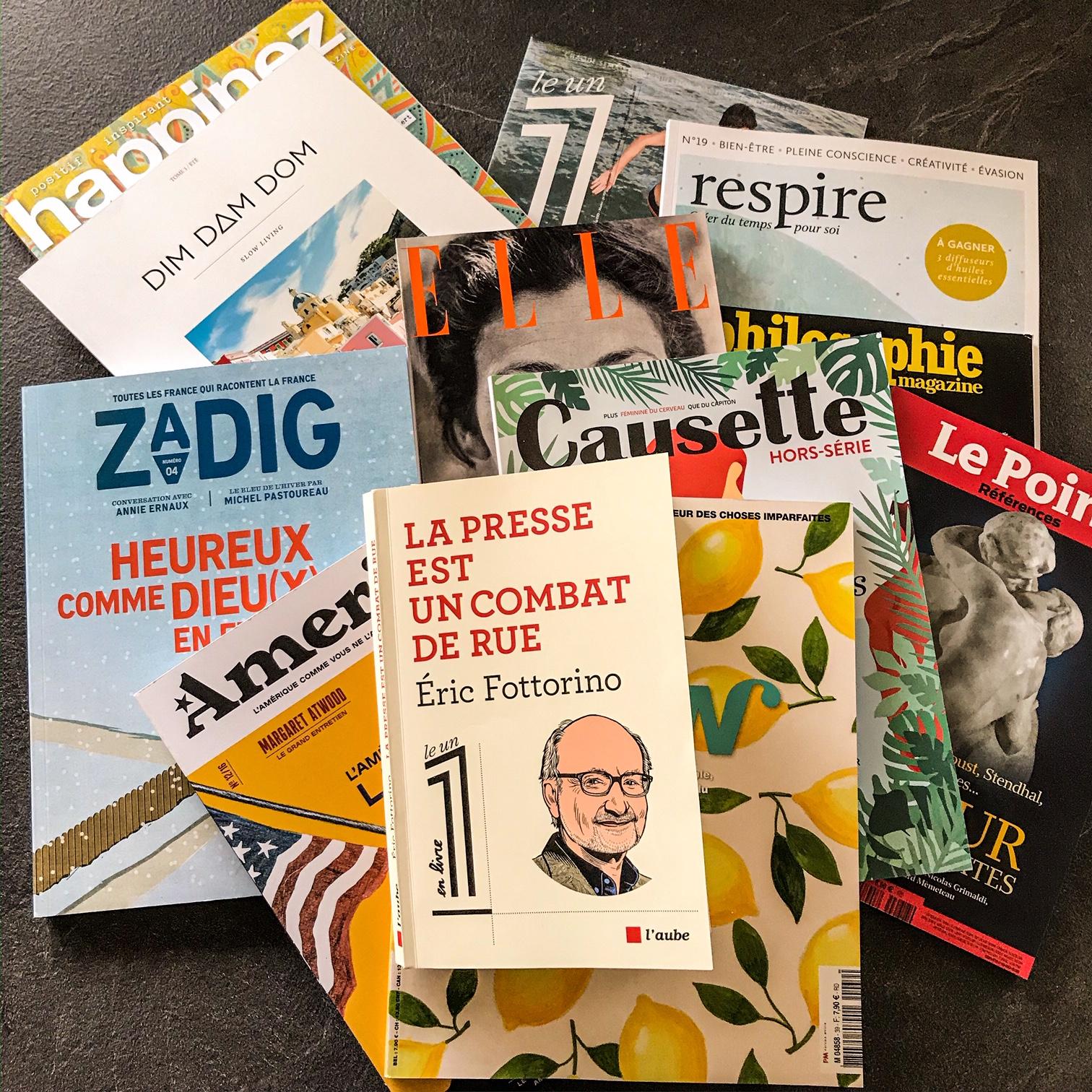 La presse est un combat de rue, d'Eric Fottorino : aux kiosques citoyens !