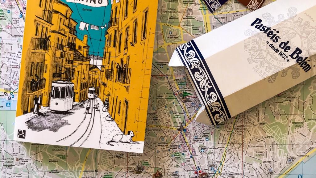 Donne-moi la main Menino, d'Aurélie Delahaye : Sauver Lisbonne