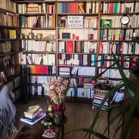 Bibliothèque de confinement
