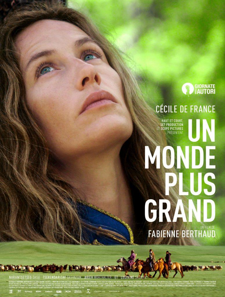 Un monde plus grand, de Fabienne Berthaud : la voie des esprits