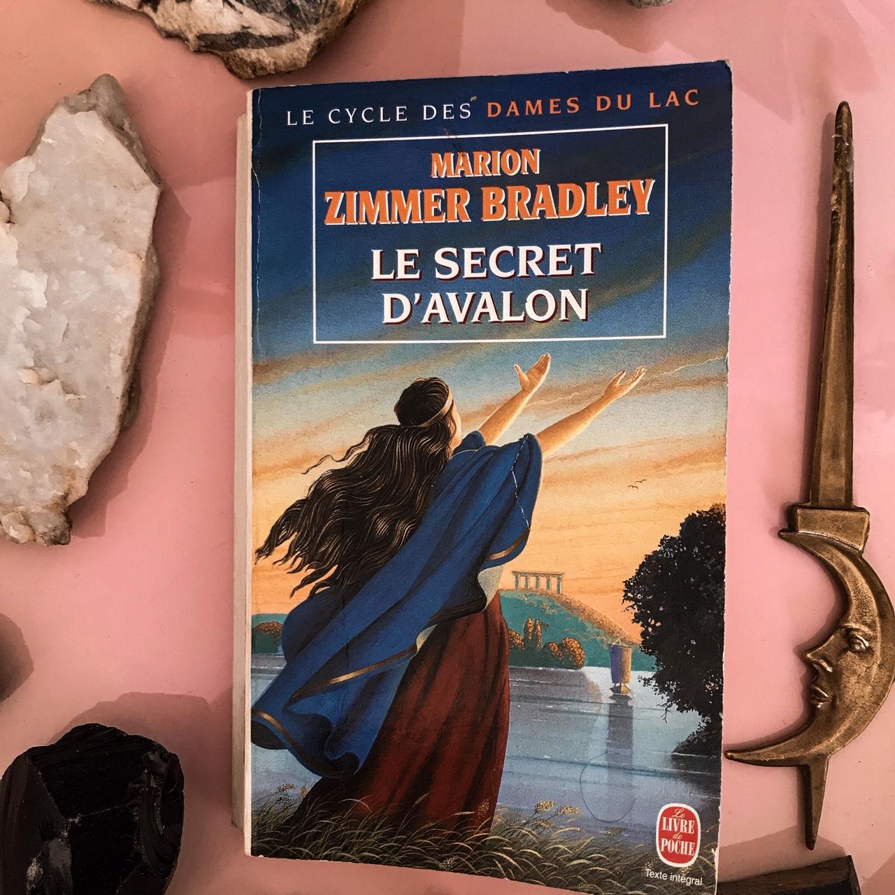 Le secret d'Avalon, de Marion Zimmer Bradley : l'Autre Monde