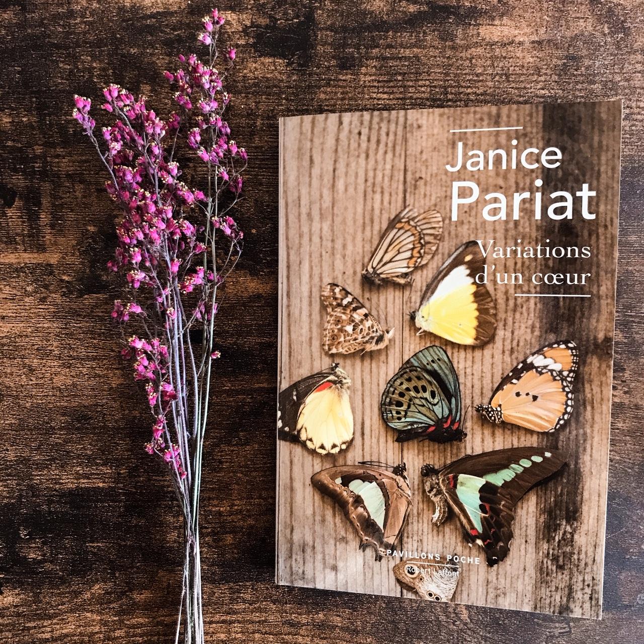 Variations d'un coeur, de Janice Pariat : la femme origami