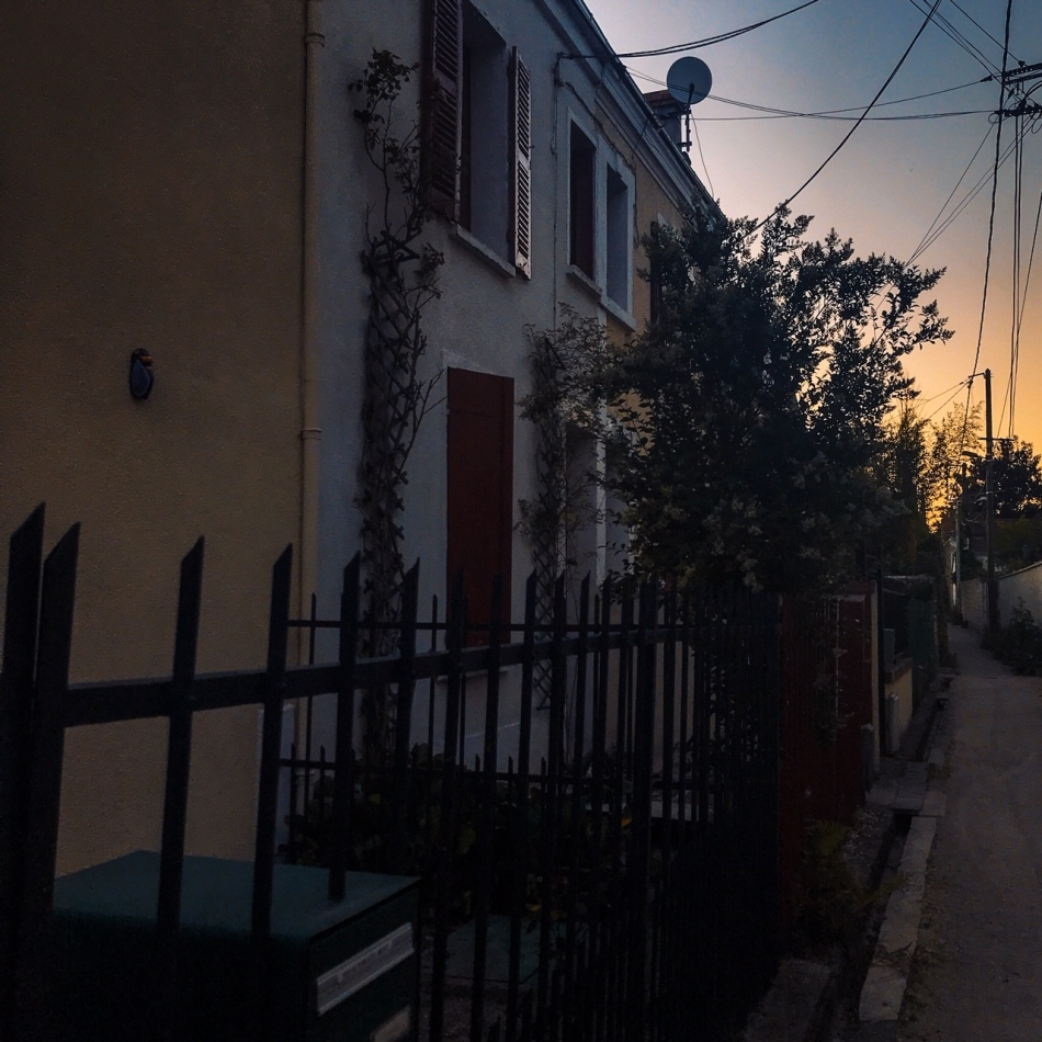 Promenade vespérale