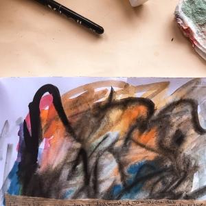 Peinture pariétale