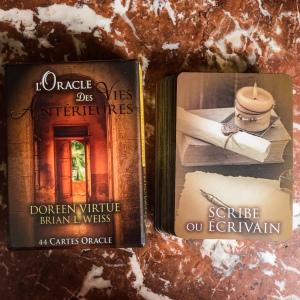 3. L'Oracle des vies antérieures de Doreen Virtue