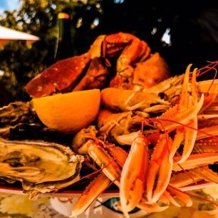 Les fruits de mer du 15 août