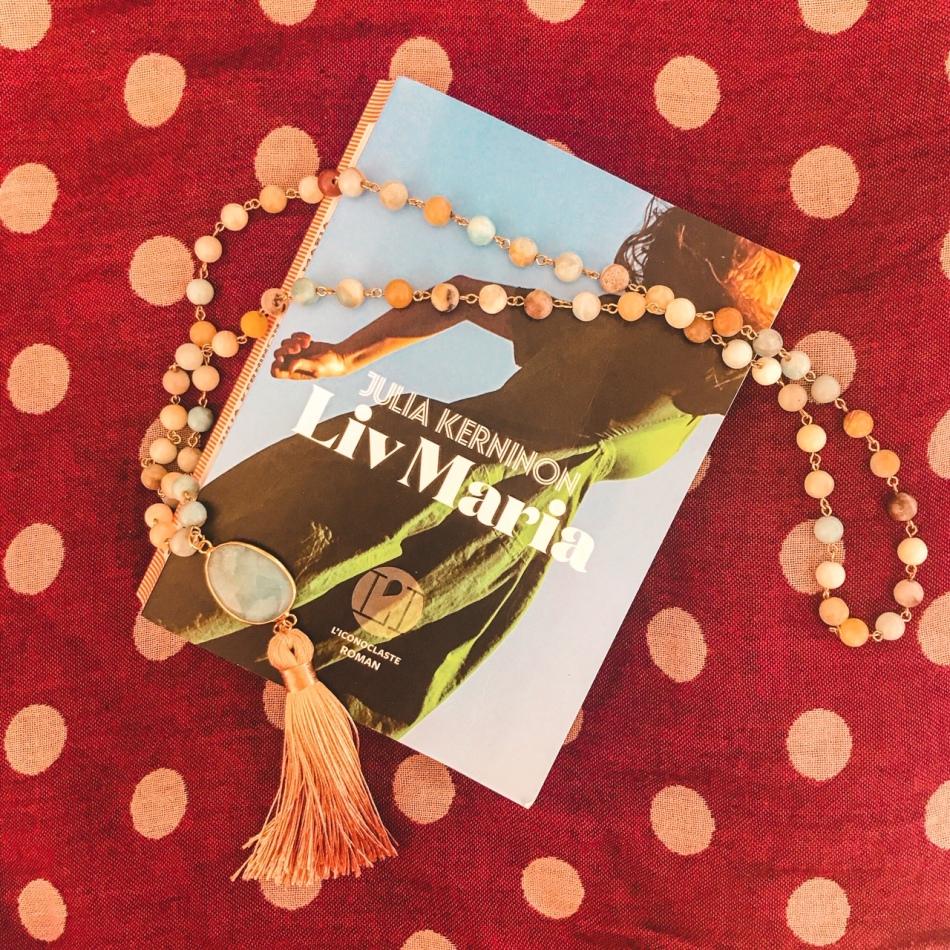 Liv Maria, de Julia Kerninon : le goût de la liberté