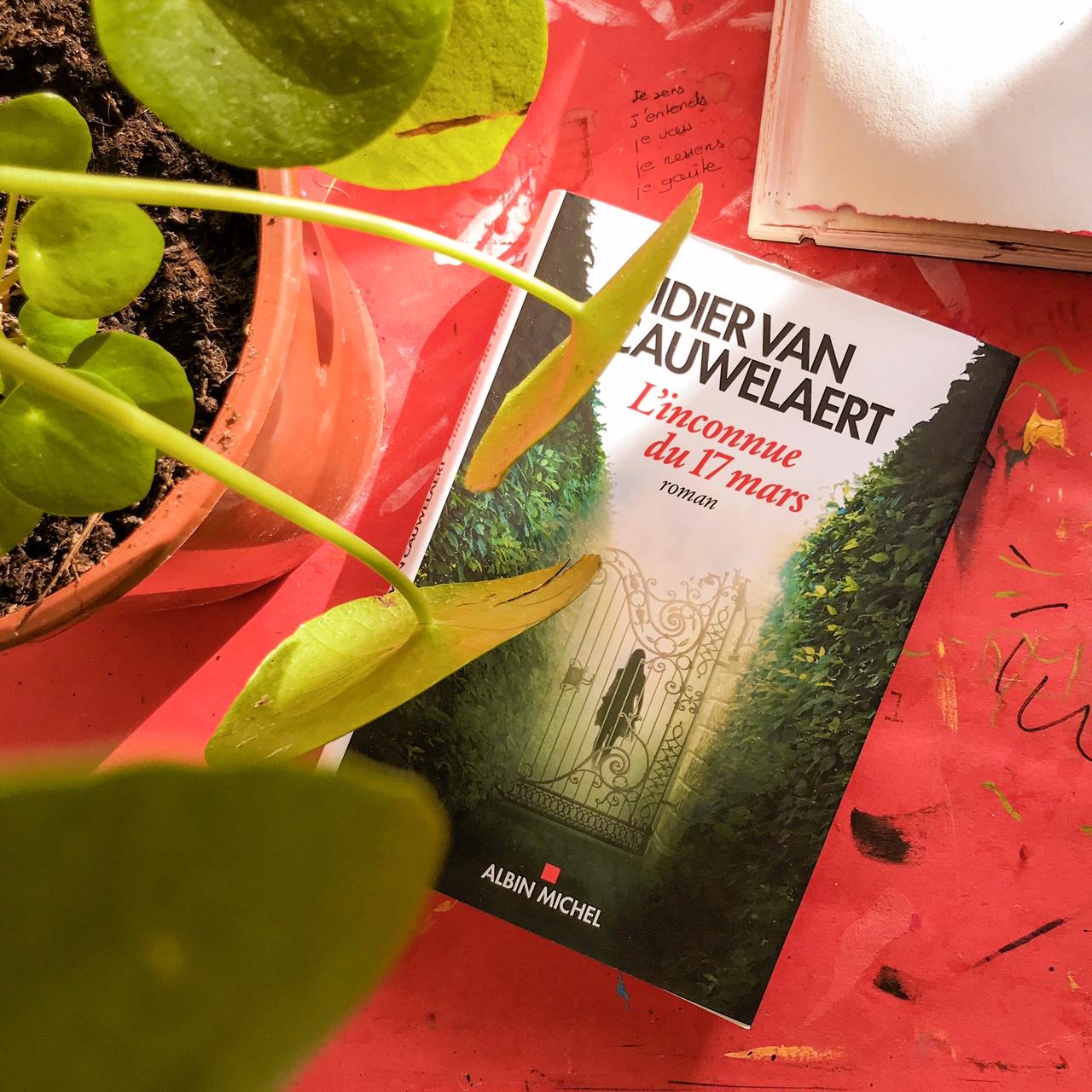 L'Inconnue du 17 mars, de Didier van Cauwelaert : l'amour sauvera l'humanité