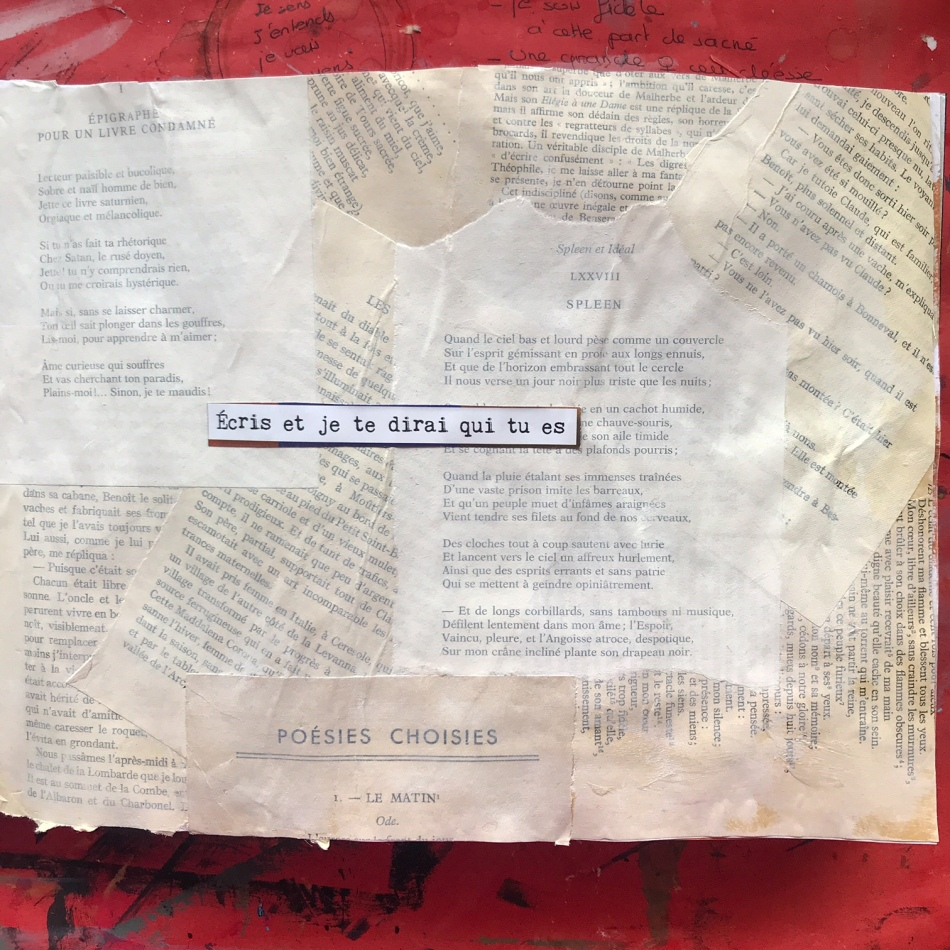 Journal poétique