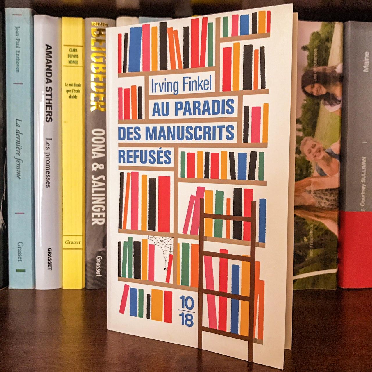Au paradis des manuscrits refusés, d'Irving Finkel : drôle de bibliothèque