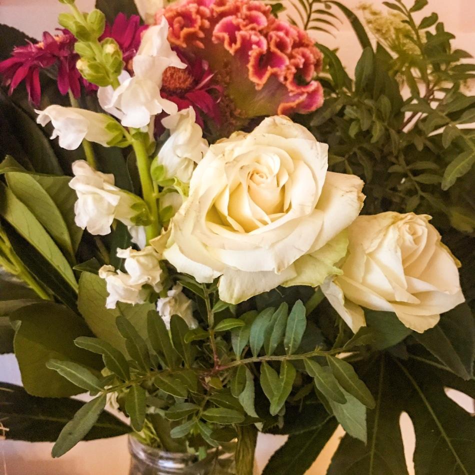 Quelques douces fleurs