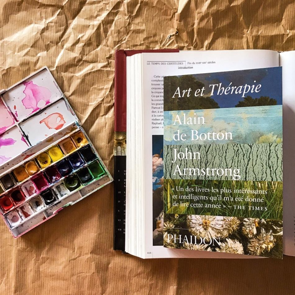 Art et thérapie, d'Alain de Botton et John Armstrong : une autre vision de l'art