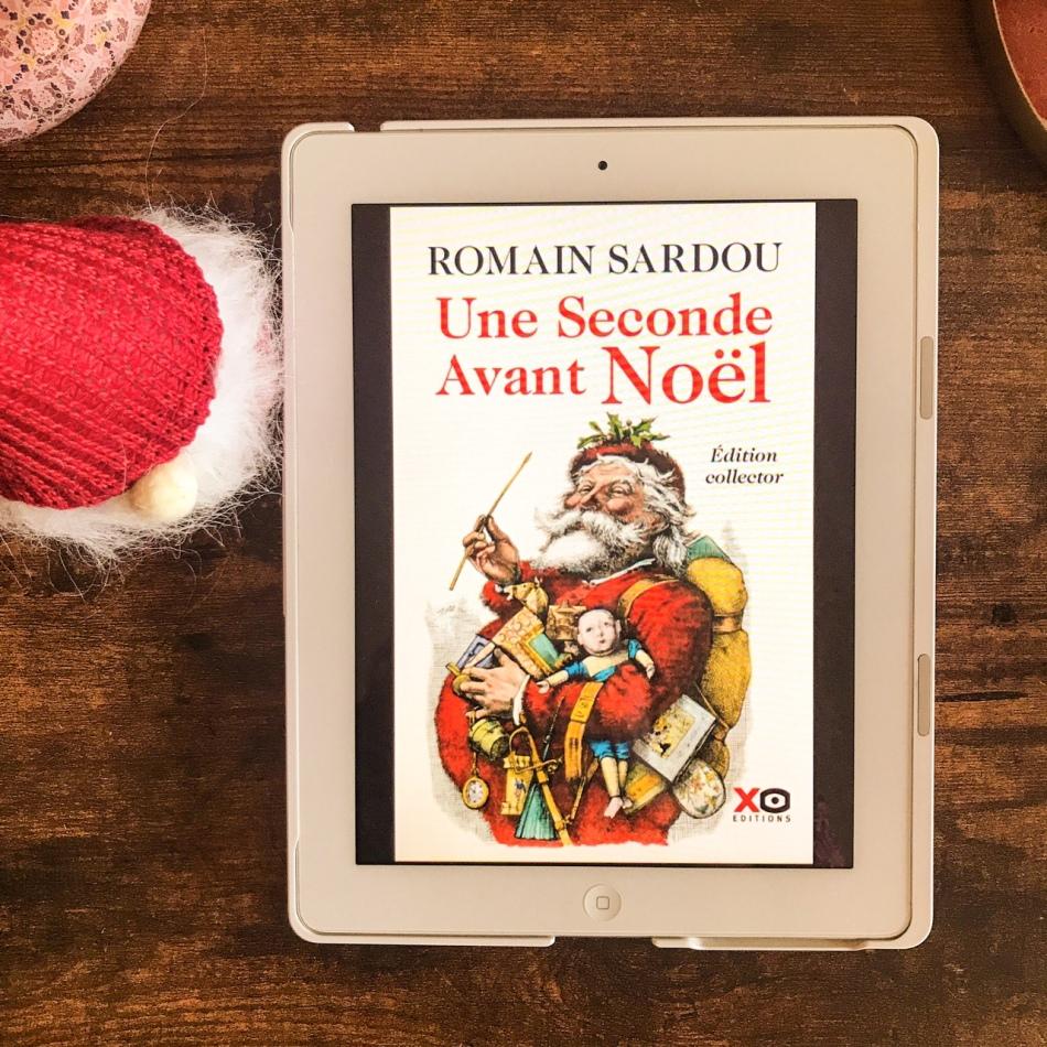 En attendant Noël : une seconde avant Noël, de Romain Sardou