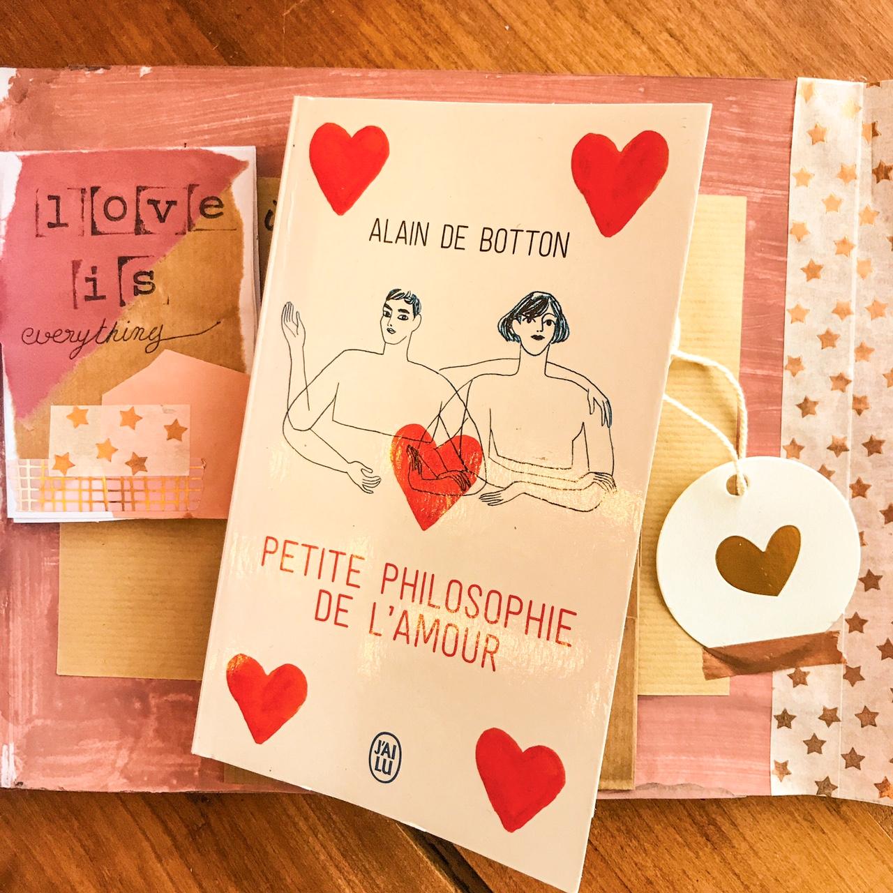 Petite philosophie de l'amour, d'Alain de Botton : cœur et pensée