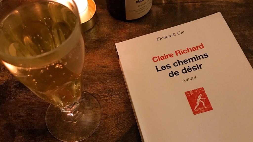 Les chemins de désir, de Claire Richard : fatasmogénèse