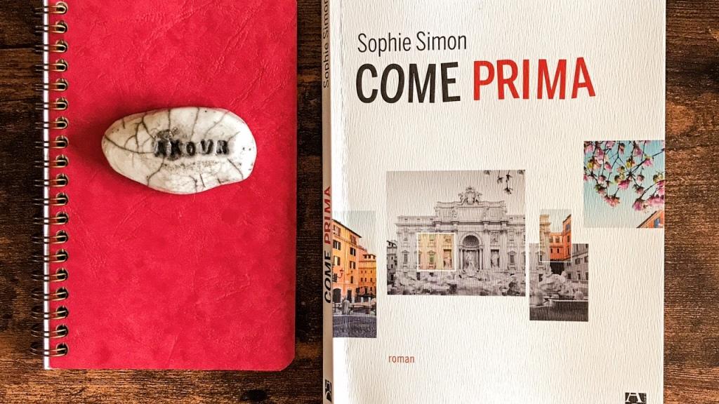 Come prima, de Sophie Simon : l'histoire d'un amour
