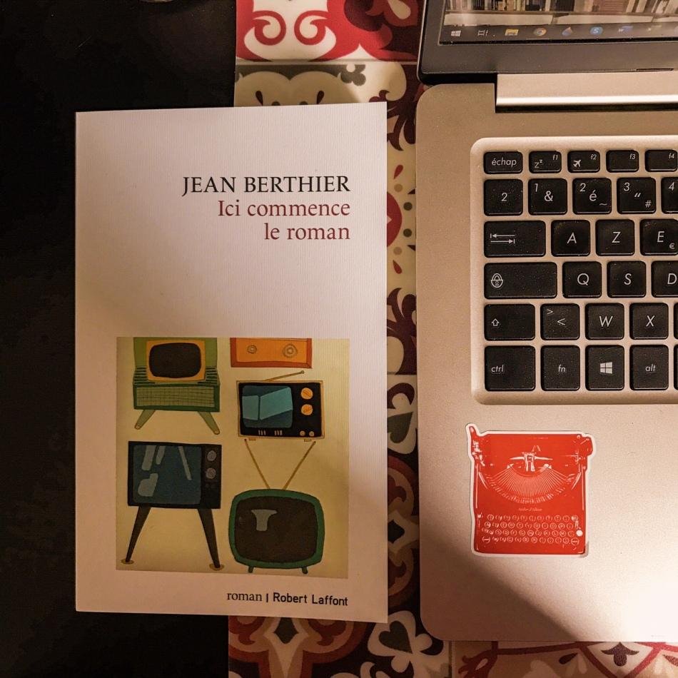 Ici commence le roman, de Jean Berthier : la tendresse