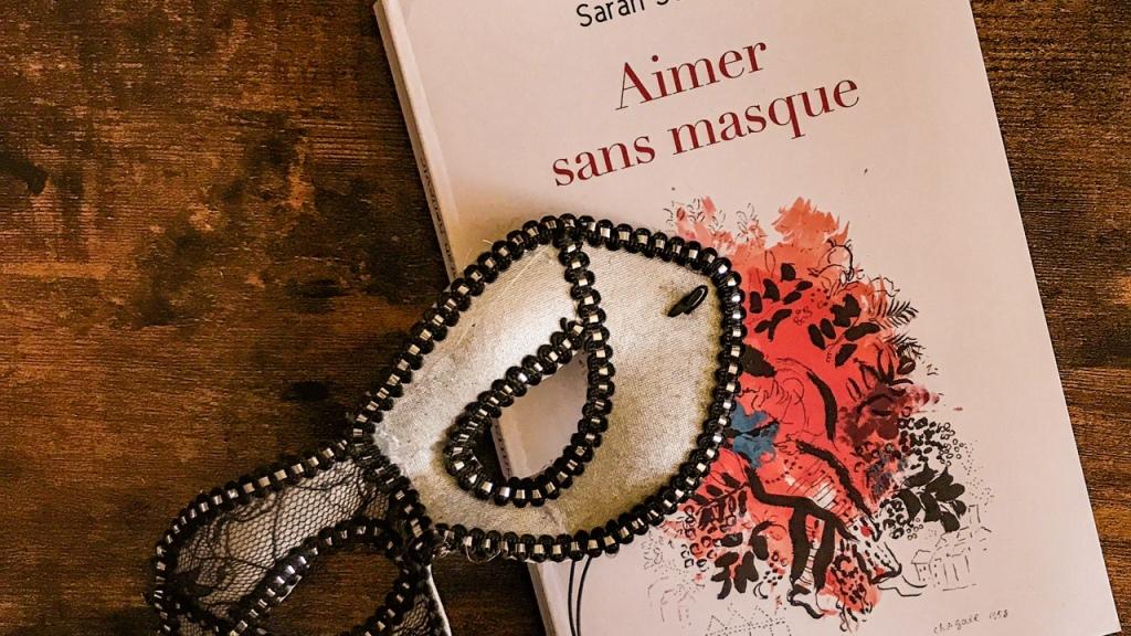 Aimer sans masque, de Sarah Serievic : jouer son propre rôle