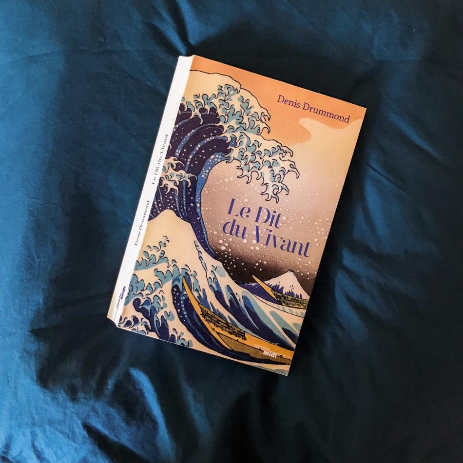 Le dit du vivant, de Denis Drummond : l'océan de ce qu'on ignore