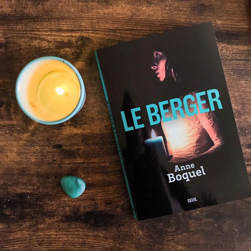 Le Berger, d'Anne Boquel : en enfer