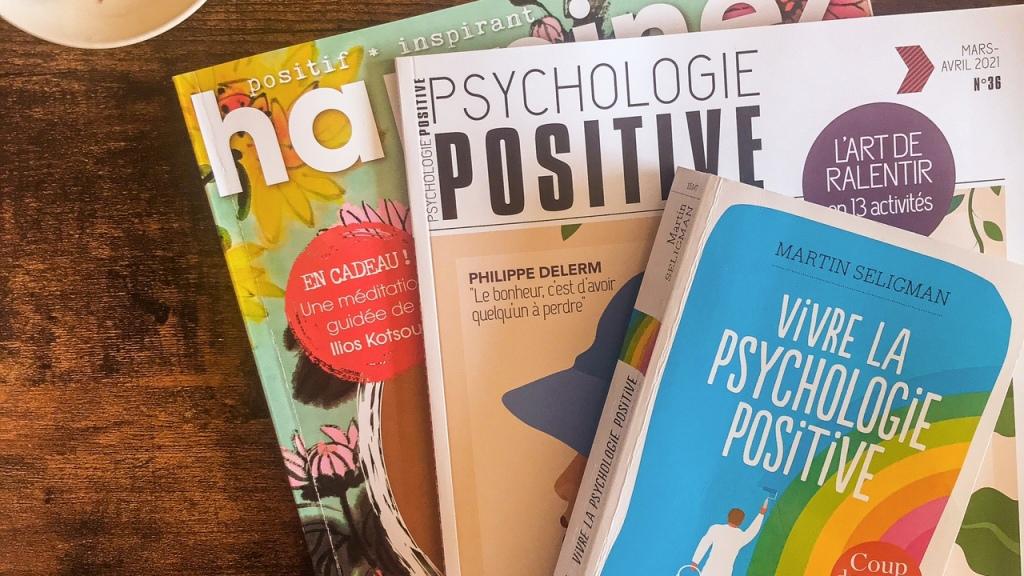 Vivre la psychologie positive, de Martin Seligman : une science du bonheur
