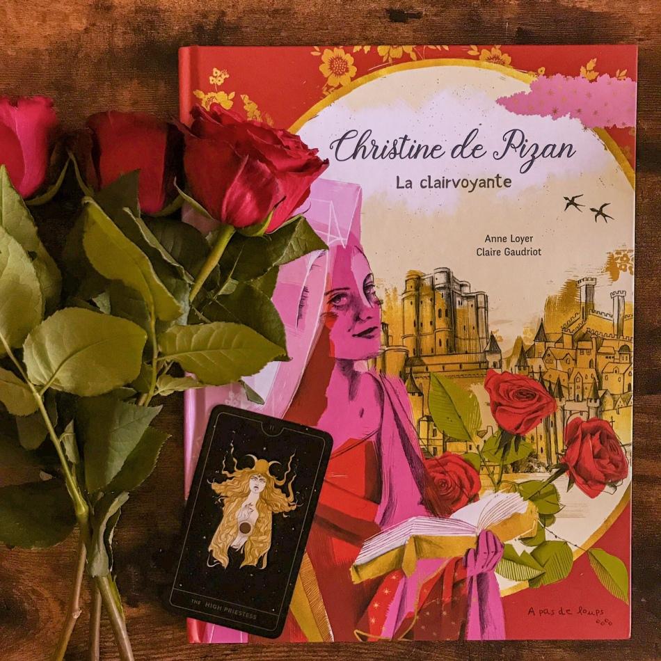 Christine de Pizan, de Anne Loyer et Claire Gaudriot : une femme d'exception