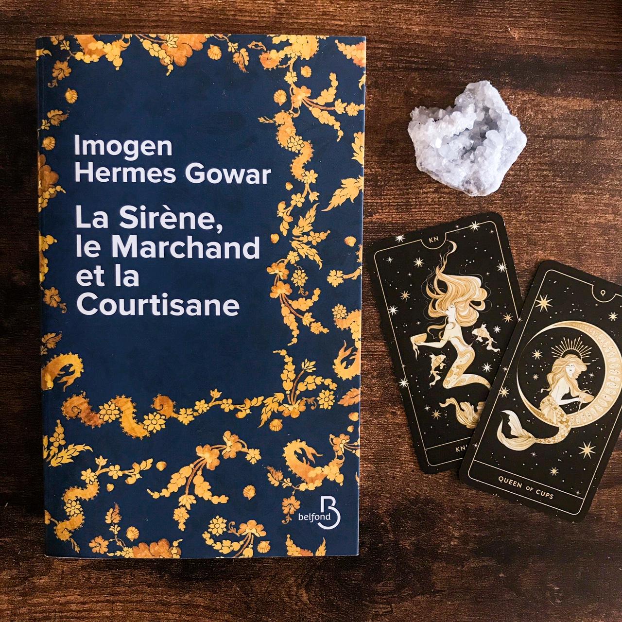 La Sirène, le Marchand et la Courtisane, de Imogen Hermes Gowar : cabinet de curiosité