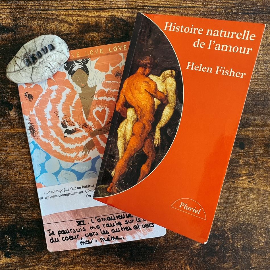 Histoire naturelle de l'amour, d'Helen Fisher : anatomie du mariage