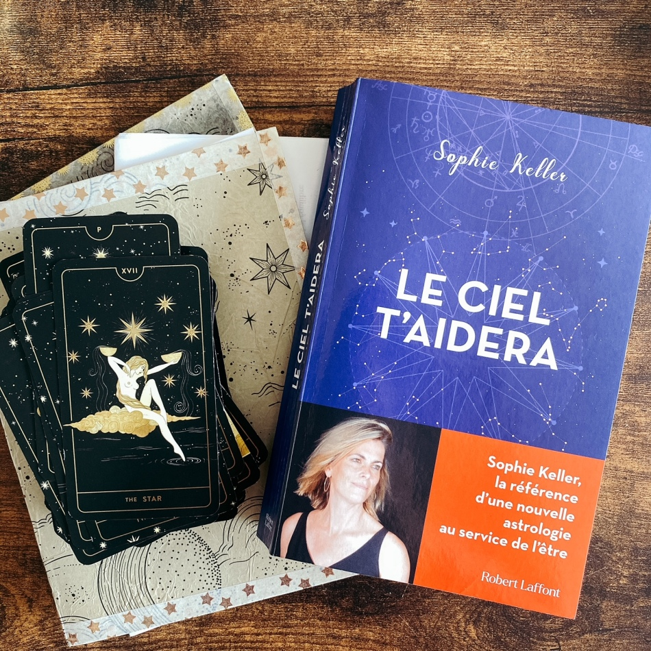 Le ciel t'aidera, de Sophie Keller : l'astrologie au service de l'être